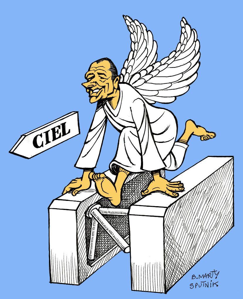 Décès de Jacques Chirac: un politique devenu icône populaire