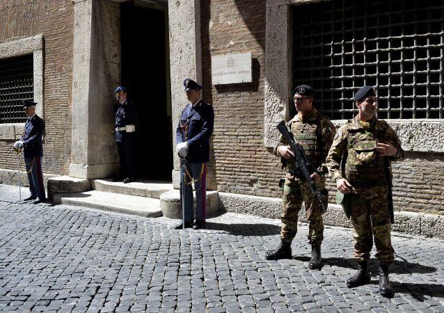 Direction des enquêtes antimafia (DIA) de Rome