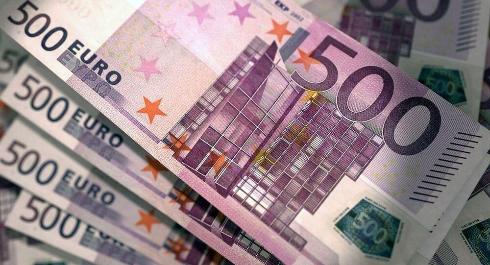Des billets de 500 euros (image d'illustration)