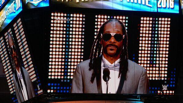 Snoop Dogg - Sputnik France