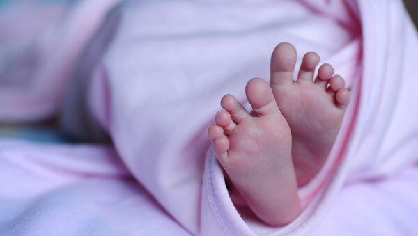 Un bébé (image d'illustration) - Sputnik France