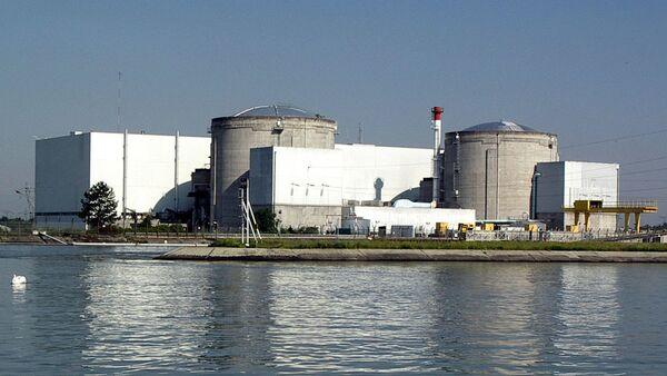 La centrale nucléaire de Fessenheim - Sputnik France