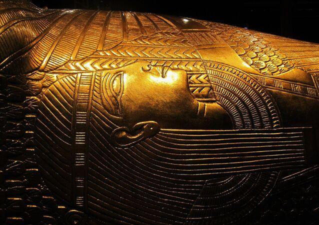 un sarcophage (image d'illustration)