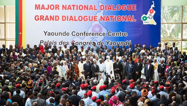 Grand dialogue national au Cameroun - Sputnik France
