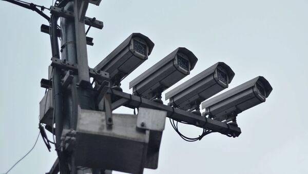 Caméra de surveillance - Sputnik France