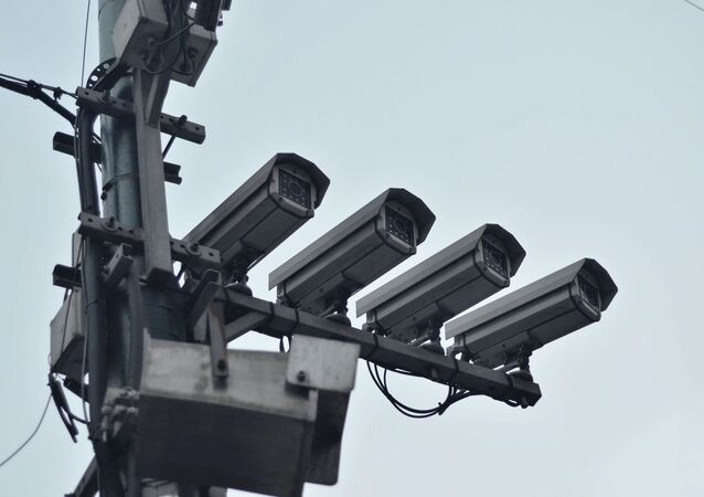 Caméra de surveillance (image d'illustration)