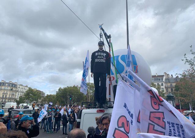 Marche de la colère, Paris, 02.10.2019