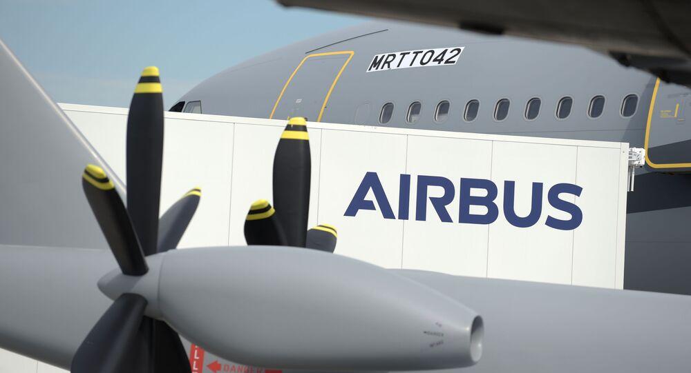 Airbus, photo d'illustration