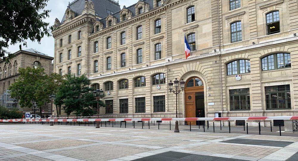 Situation à Paris après l'attaque au couteau à la préfecture, 3.10.2019