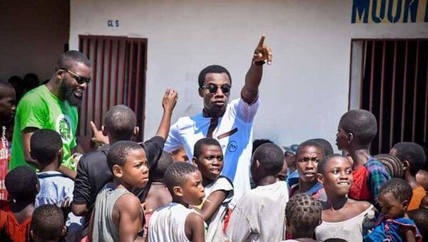 Jesse Happy Ndongo, le mentor camerounais qui veut changer les mentalités  - Sputnik France