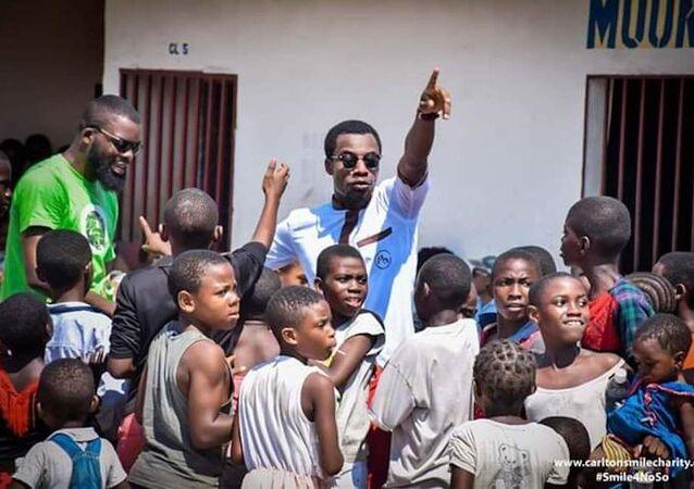 Jesse Happy Ndongo, le mentor camerounais qui veut changer les mentalités