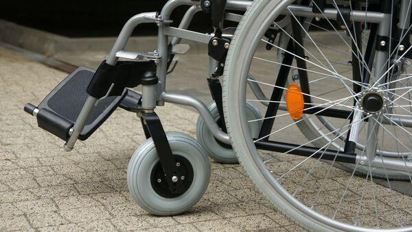 un fauteuil roulant - Sputnik France