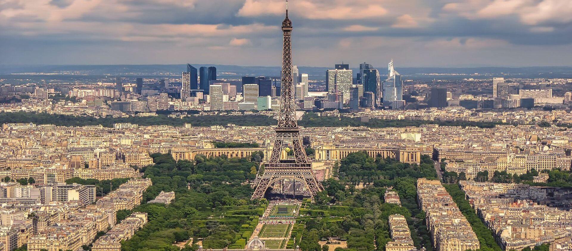 Paris - Sputnik France, 1920, 11.11.2019