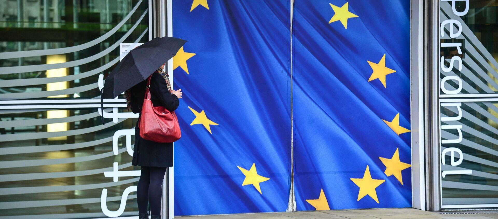 Siège de la Commission européenne, Bruxelles - Sputnik France, 1920, 10.08.2021