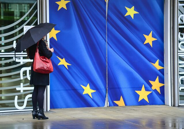 Siège de la Commission européenne, Bruxelles (image d'illustration)