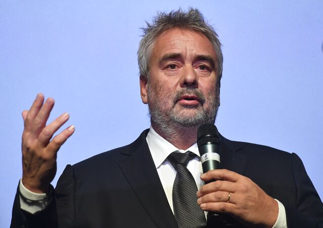 Luc Besson, photo d'archives