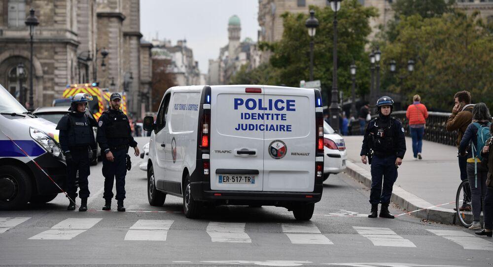 Attaque à la Préfecture de Police