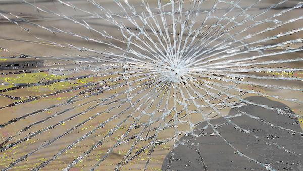 Une vitre brisée - Sputnik France