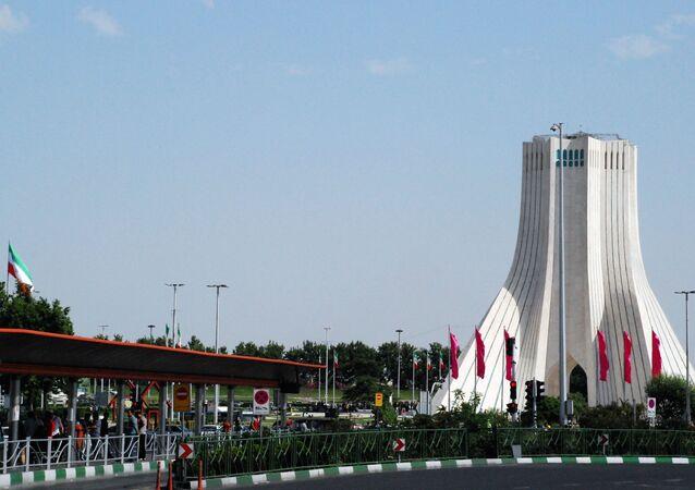 Téhéran (image d'illustration)