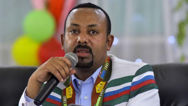Le Premier ministre éthiopien Abiy Ahmed - Sputnik France