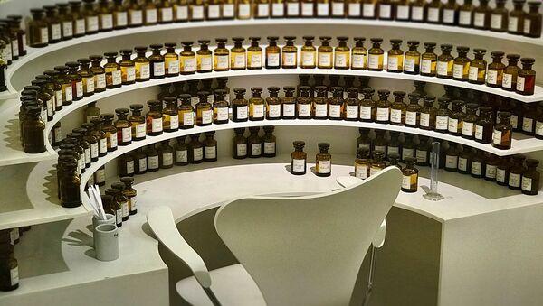 Échantillonnage de parfums - Sputnik France