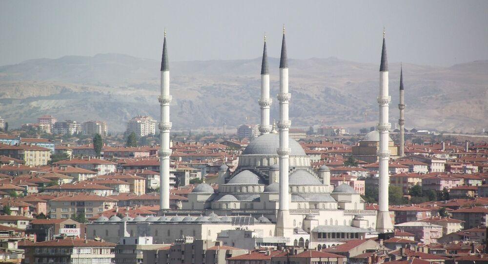 Ankara (image d'illustration)