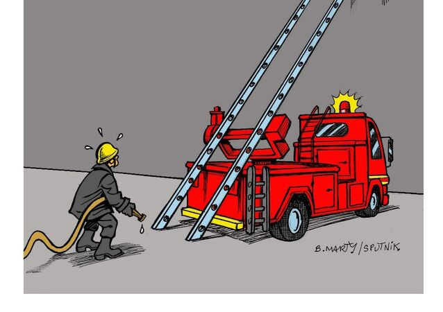 Insécurité, conditions de travail, les pompiers manifestent à Paris