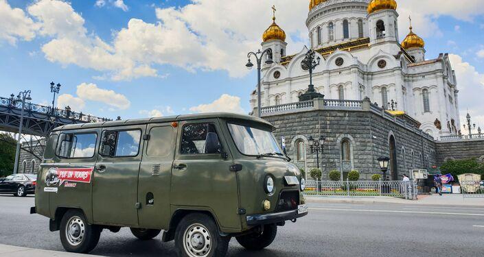 Put-in tours à Moscou