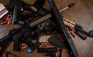 Armes à feu, image d'illustration