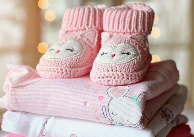 Chaussures bébé (image d'illustration)
