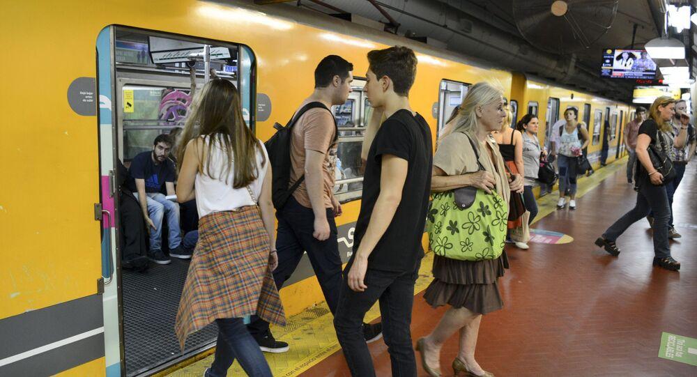 métro de Buenos Aires