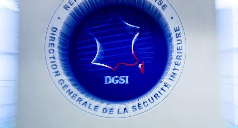 Le logo de la Direction générale de la sécurité intérieure (DGSI)