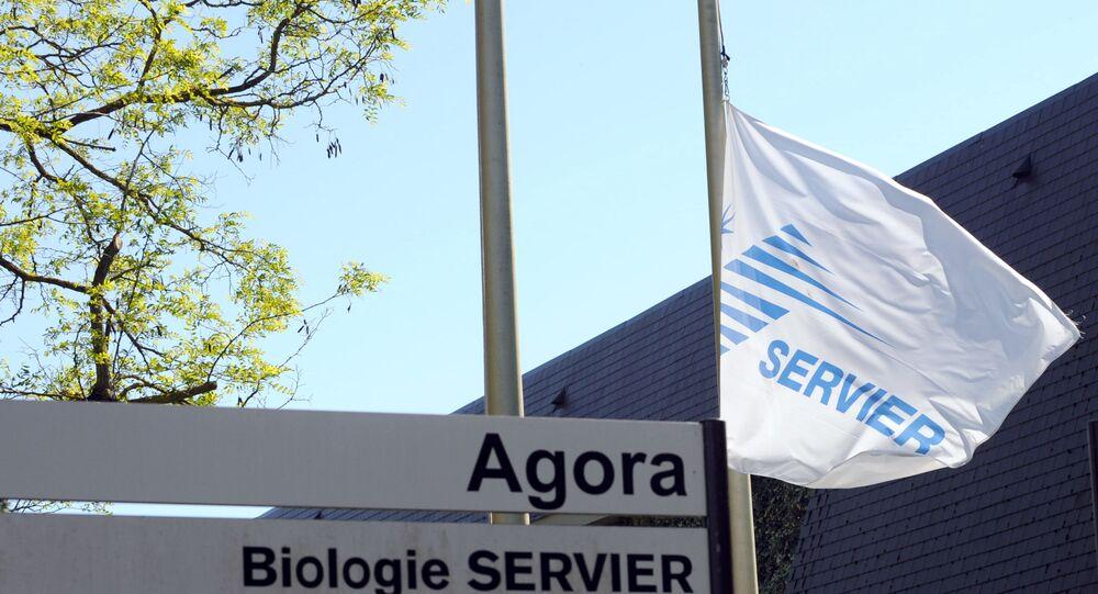 Groupe pharmaceutique Servier