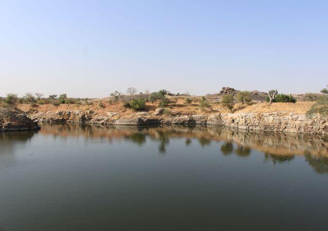 Lac aux crocodiles de Boboyo, Extrême-nord du Cameroun