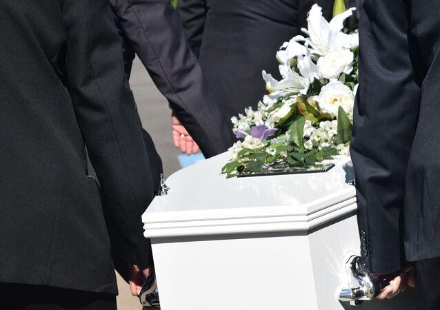 Funérailles (image d'illustration)