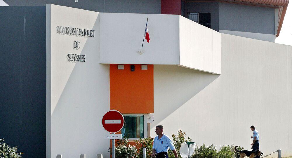Maison d'arrêt de Seysses
