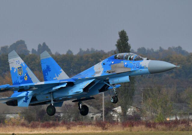 Su-27 ukrainien
