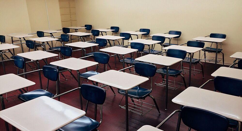 Salle de classe (image d'illustration)