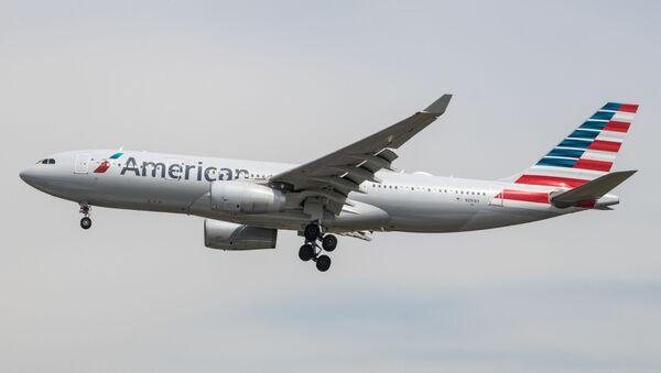Un Airbus A330 d'American Airlines (archive photo) - Sputnik France