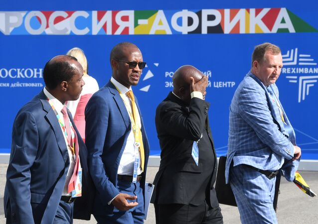 Forum Russie-Afrique