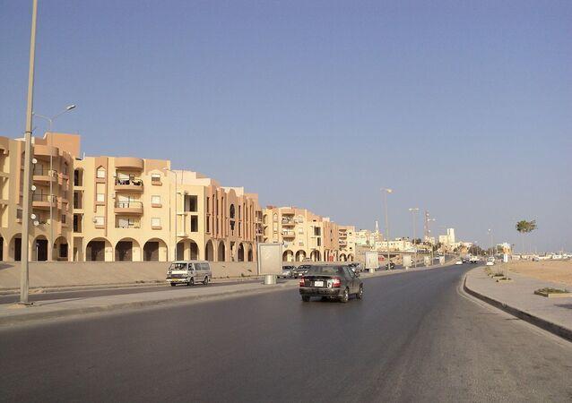 Ville de Tobrouk, Libye
