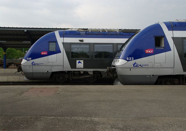 trains SNCF, photo d'illustration