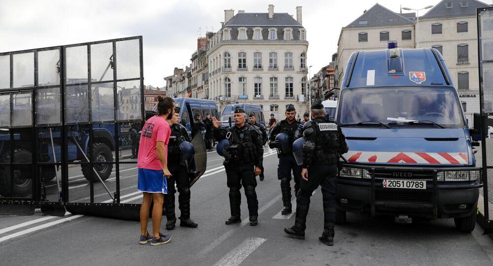 Gendarmes en France (image d'illustration)