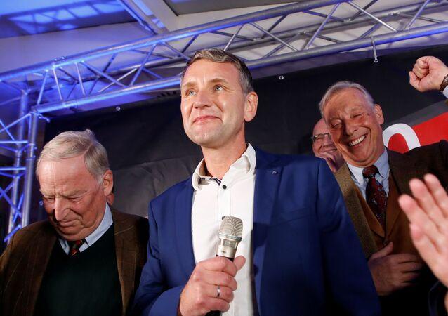 Björn Höcke, leader du parti AfD