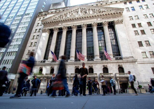 La bourse de New-York (image d'illustration)