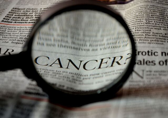 Inscription cancer dans un journal