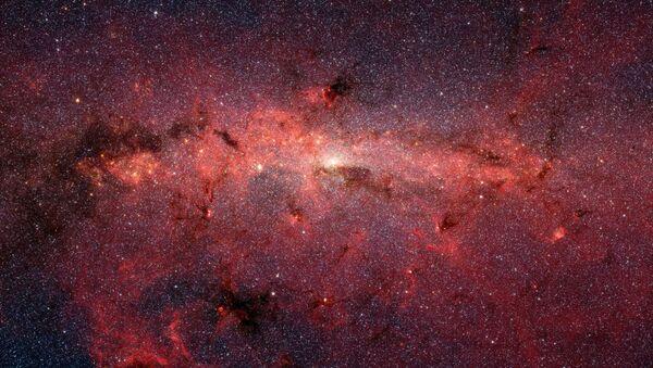 Zone centrale de la Voie lactée - Sputnik France