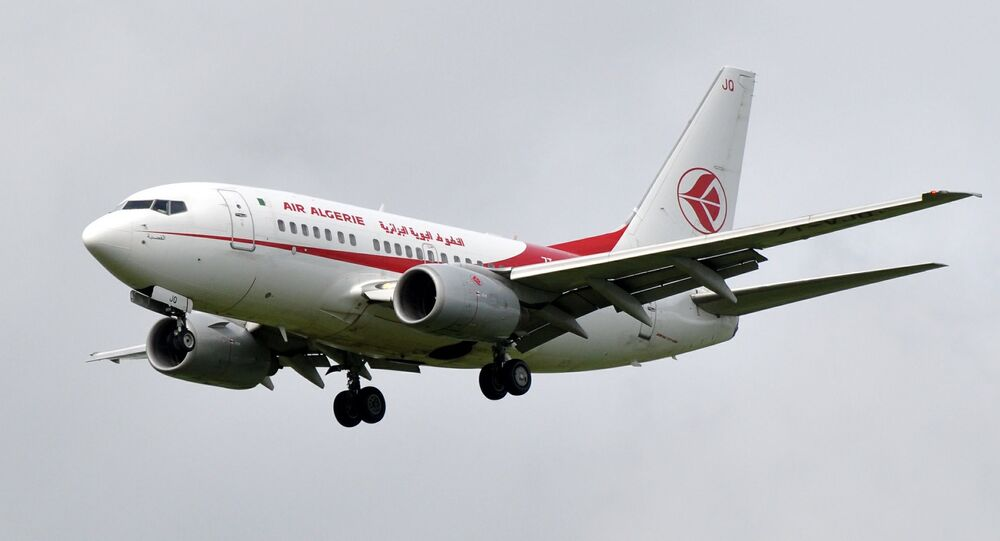 Un avion d'Air Algérie, image d'illustration