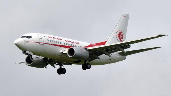 Un avion d'Air Algérie, image d'illustration - Sputnik France