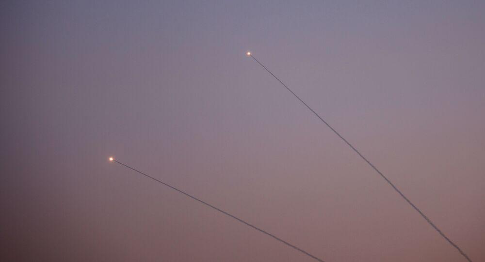 Un tir de roquette (image d'illustration)